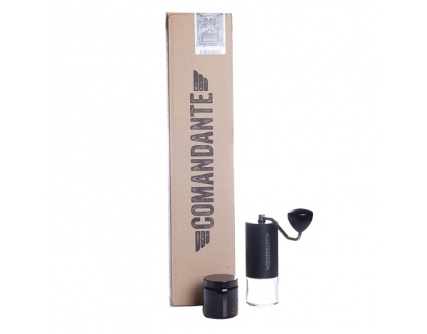 GRINDER C40 NITRO BLADE - BLACK, COMANDANTE