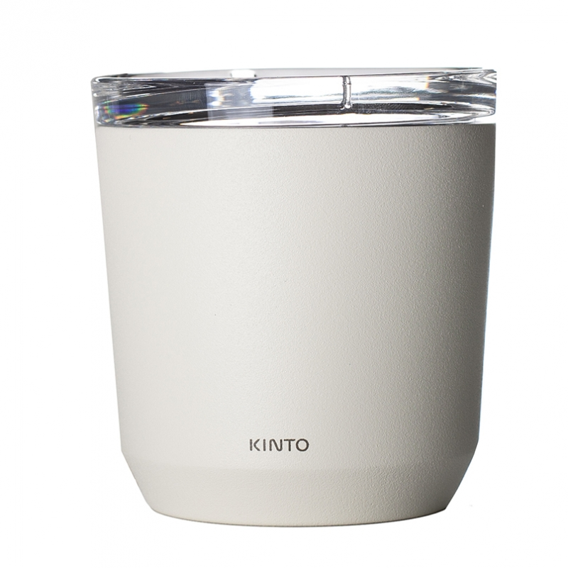 KINTO TO GO TUMBLER 240ml, WHITE