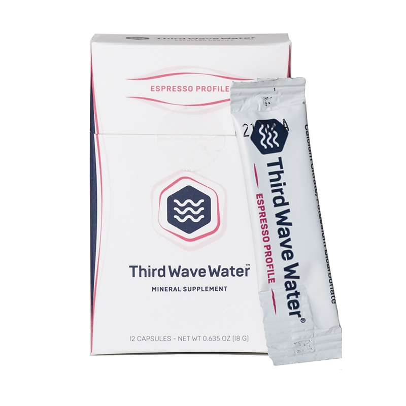 Third Wave Water  Espresso