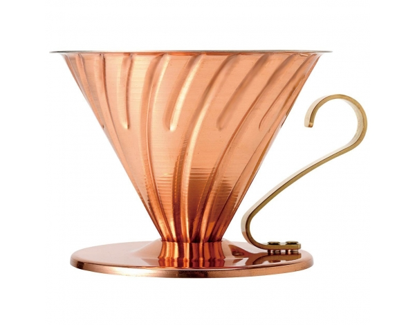 BREWER V60 02 - COPPER, HARIO