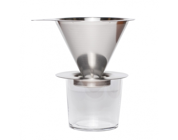 Brewer V60 02 - Double Mesh Metal, Hario