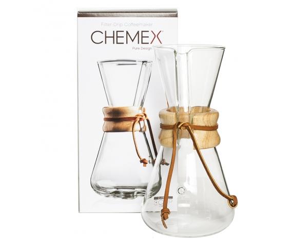 BREWER - 3 CUPS, CHEMEX