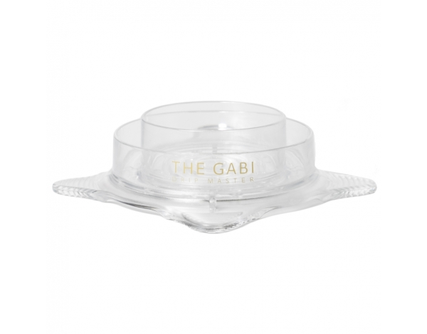 BREWER THE GABI MASTER B - CLEAR PLASTIC, GLOWBEANS