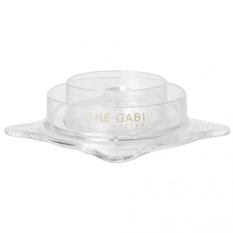 BREWER THE GABI MASTER B - CLEAR PLASTIC, GLOWBEANS