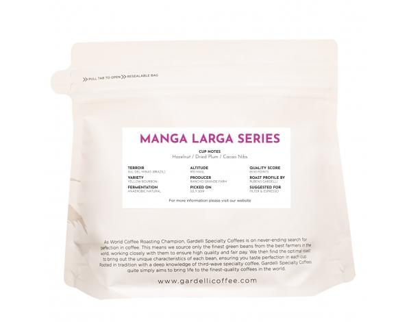 Manga Larga Series - Brazil (rear)
