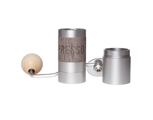 Q2 GRINDER - LIGHT GREY, 1ZPRESSO