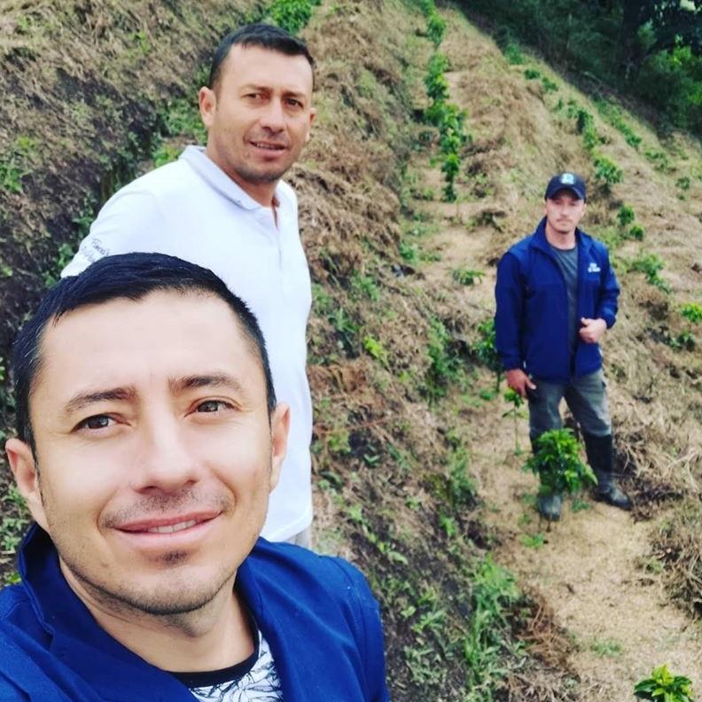 Finca El Paraiso - Colombia (story)