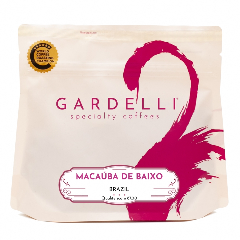 Macaúba de Baixo - Brazil (front)