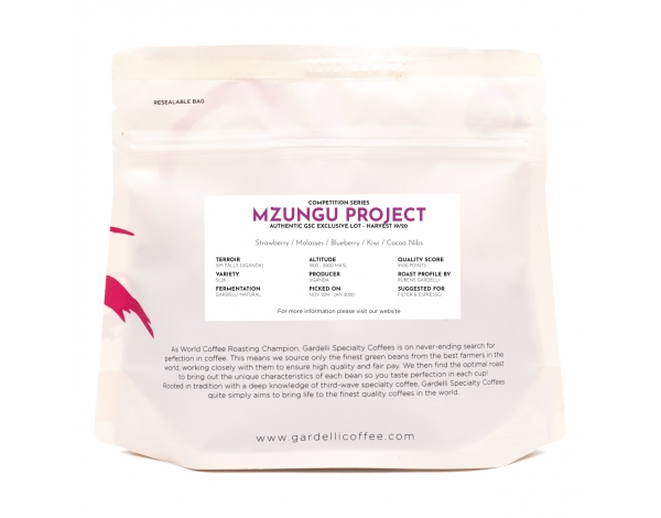 Mzungu Project - Uganda (rear)