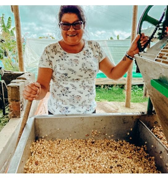 Las Perlitas (Colombia) - fermentation