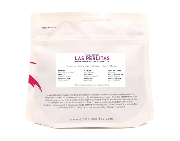 Las Perlitas (Colombia) - rear