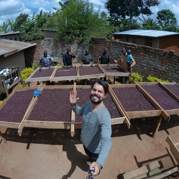 Mzungu Project (story)