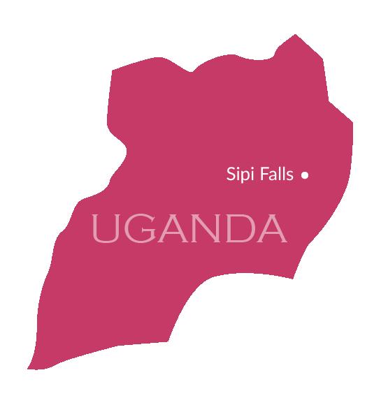 Uganda (map)