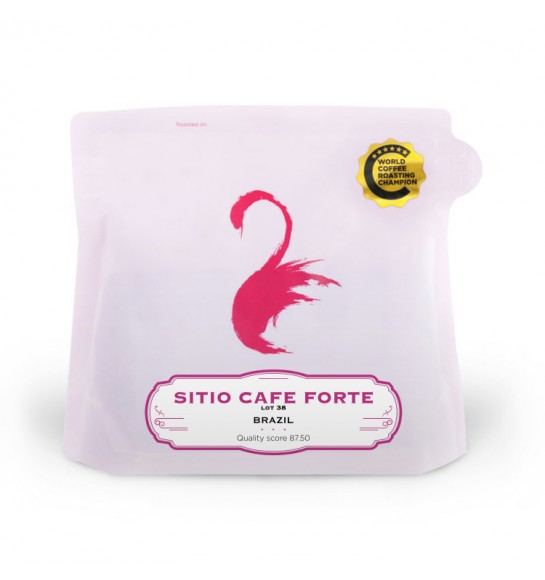 Sitio Cafe Forte (front)